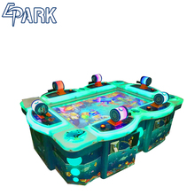 2018 Most Popular coin operated video arcade Fishing redmeption Game Machine for 6 kids players