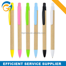 Hot Sale Promotion Eco Paper Recycle Pen