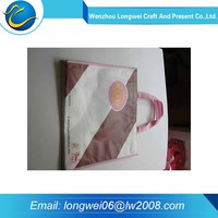 Lastest Fashion Style pictures printing pp non woven shopping bag