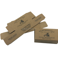 Foldable Soap Packaging Box Paper Soap