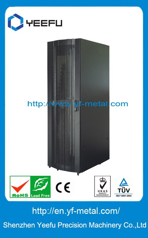 19 Network Server Telecommunication Cabinet