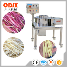 Low Energy Waste Energy Saving Commercial Vegetable Slicer And Cutter