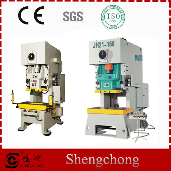 Alibaba Expresss JH21 second hand cnc press machine with CE&ISO