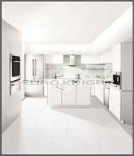 Polished and matte super white ceramic tile different types of cheap artificial ivory white marble floor tiles