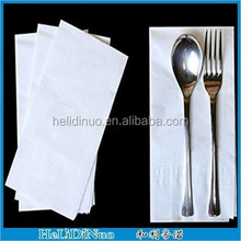 "17"" x 17"" Airlaid Napkins, 1/8 Fold, Package of 50"
