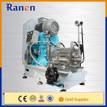 20L capacity pin bead mill with fineness 1.5-2 microns