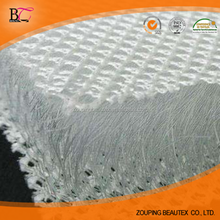Sandwich mattress thick mesh cloth