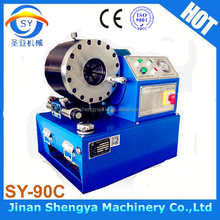 hydraulic crimping machinery for air spring /auto air spring shock absorber /hydraulic hose crimper price