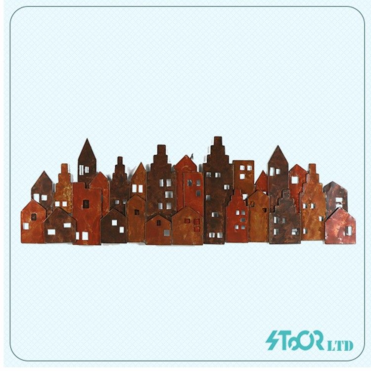 Deco design china iron old style retro house decoration