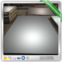 Best Price PVC Coating Hairline 316L Stainless Steel Sheet / Plate