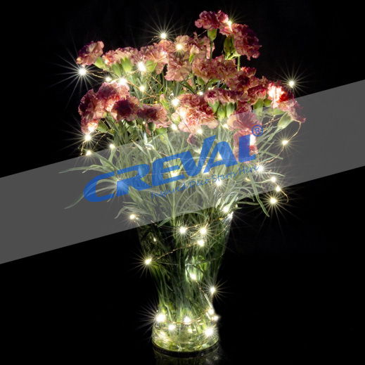 2016 New Products Table Wedding Centerpieces LED Christmas String Light