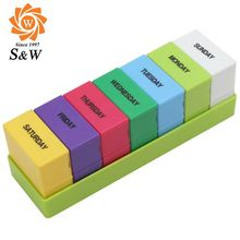 Hot Selling Most Popular key chain pill box