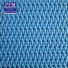 polyester woven dryer mesh belt spiral press filter screen for minerals processing
