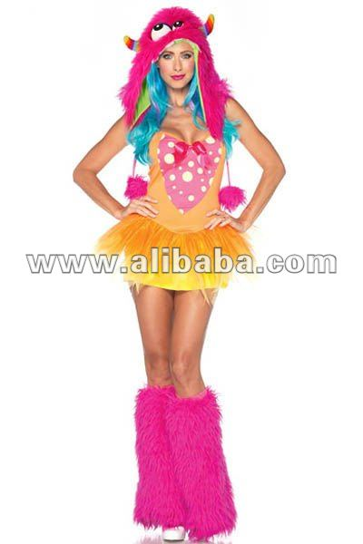 1336 Tutu Tootsie Monster Costume