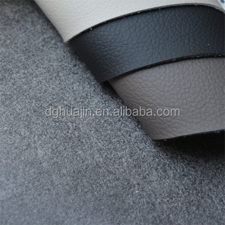 Microfiber Synthetic Leather for Furniture, Car Seat