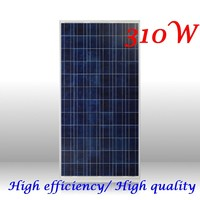 1000 watt solar panel 300W Poly Solar panel solar cell led light panel solar system high quality 25 years warranty on gird