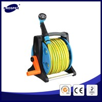 china best cheap price for good plastic hose reel cart for 15m hose