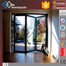 China factory sliding door with built-in blinds/sliding doors with blinds between glass