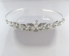 Hot selling OEM beautiful rhinestone women's crowns and tiaras