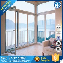 Buy Direct From made in China Brunei Patio doors and windows for house Aluminium Frame aluminium doors and windows designs