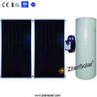 low prices solar panel system,flat plate solar collector
