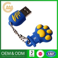 2016 Hot Selling Wholesale Price Custom Colorful Soft Pvc Usb Disk Cover