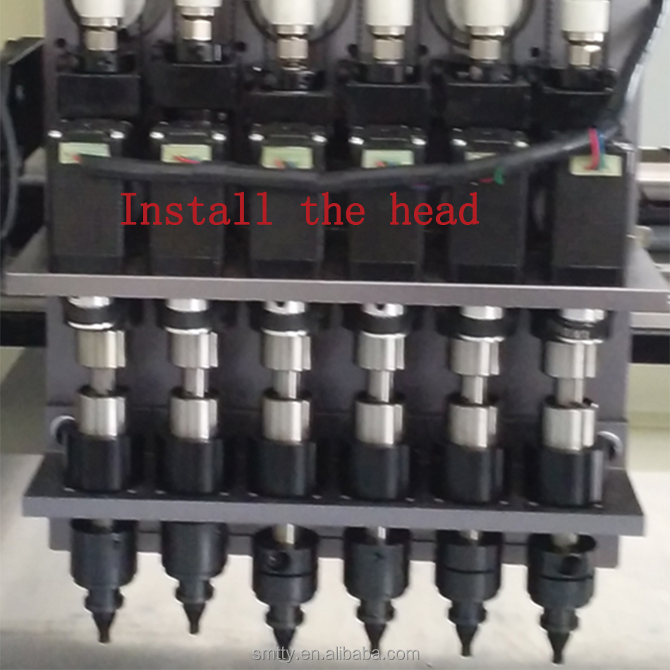 new led making machine led pick and place machine SMT pick and place machine