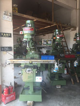 Machine tool high precision industrial milling machine for sale