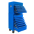 Portable Small sizes 1.0mm thickness metal mobile tool rolling cabinet for garage