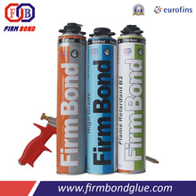 B2 Grade 500Ml 750Ml 1500Ml Flame Retartants PU Foam