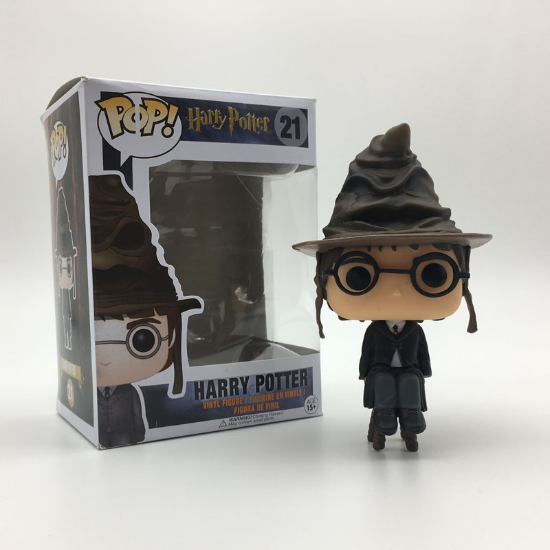 Harry Potter Funko Pop NO.21 gifts&collectible Action Figures factory limited custom toys