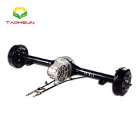 Customized Design High Quality Electric Tricycle Rear Axle