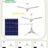 Energy Saving 56 Inch Metal Blades