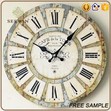 home accessories decoration vintage decorative wall clock