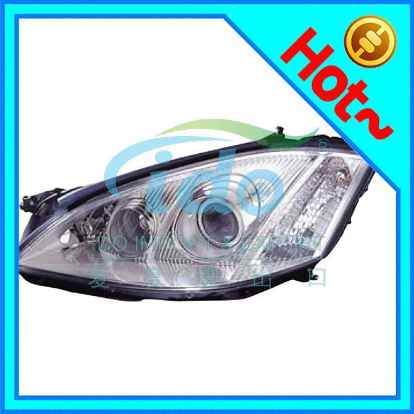 Car accessory part head lamp for Benz W221 2005 A2218203161