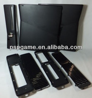 Complete console shell for xbox360 slim console shell-black
