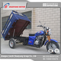 cargo tricycle with cabin/truck cargo tricycle/three wheel cargo motorcycles
