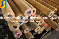 Oil and gas pipe Large Diameter ASTM A106 Gr.B ms seamless pipe