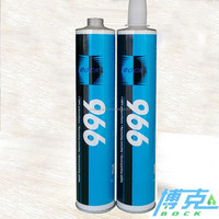 2016 Factory supply 310ml white pu structural adhesive for auto parts