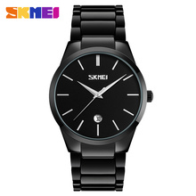 High quality hand watches men metal watch stainless steel back quartz quality watches