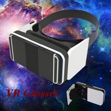 2015 new product high qualit and low price vr headset 3d vr glasses with print