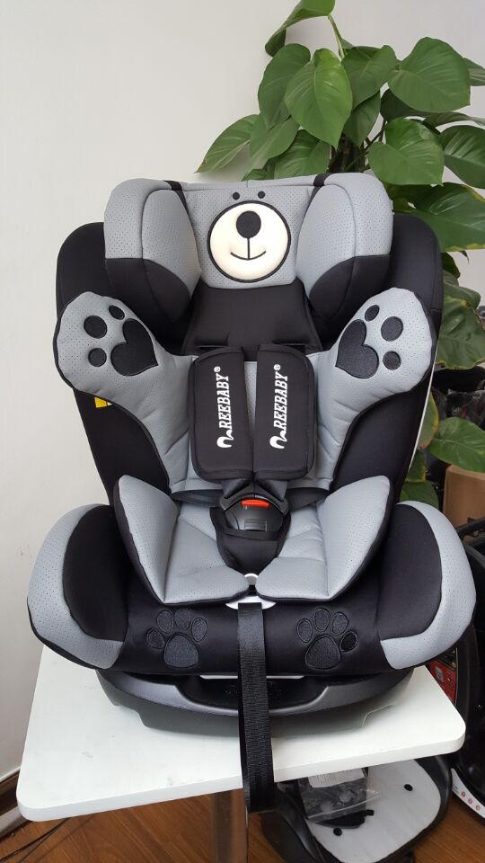 Hot sale safety baby car seat for0-12 years,babies product FOR group123