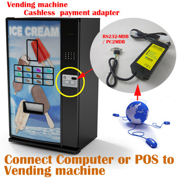 MDB elecronic cashless payment adapter / Bill acceptor / Vending machine payment device