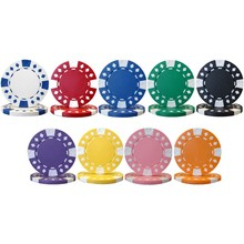 10 Color Available Custom Design Professional OEM Supply 10G Ept Ceramic Poker Chips