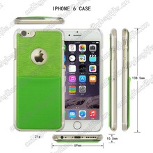 new productsBumper Rubber Shock-Dispersion Coverwith wallet case for iphone 6