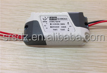 Aluminum LED driver active 12w dimmable
