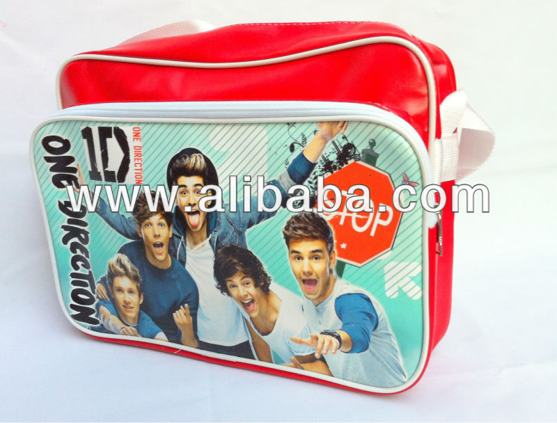 ONE DIRECTION Wallets Credit Card Holder ID Business Case Purse Men Women