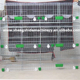 High quality manufacture breeding pigeon cage