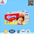 ISO9001 SGS High quality disposable sleepy baby diaper for wholesales