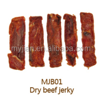 dry beef jerky natural meat pet food dog treats pet food low fat high protein